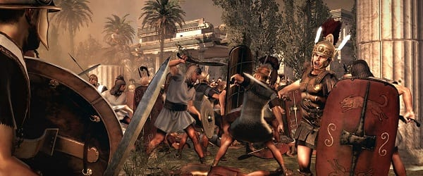 Rome 2 1 Creative Assembly video shows the making of Total War: Rome IIs first trailer, discusses new features