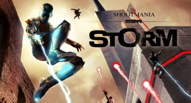 ShootMania storm StootMania Storm Beta 2 Announced