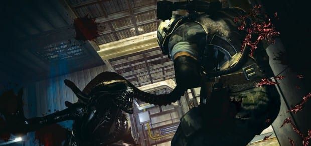 alien header Its Not Quite Game Over, Man! With These Aliens: Colonial Marines Screenshots