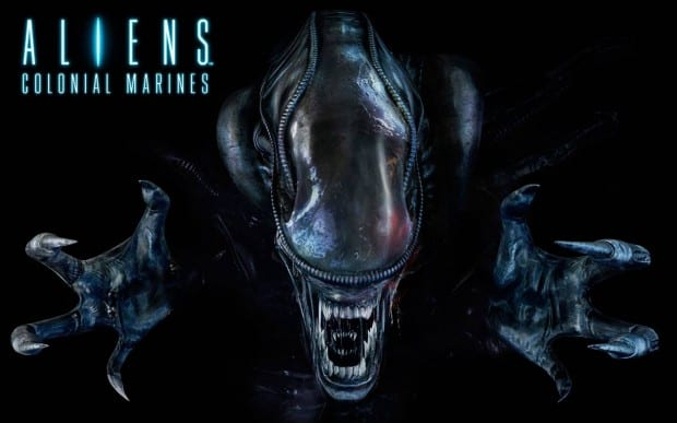 aliens colonial marines Aliens: Colonial Marines story trailer