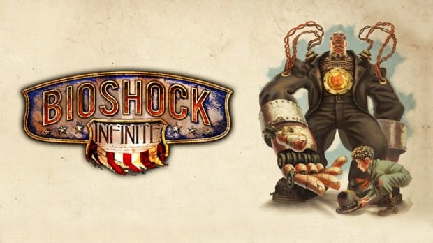 bioshock infinite 1920x1080 Bioshock Infinite gets Bioshock 1 and 2 composer