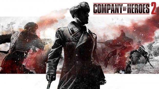 coH logo Company of Heroes 2   ice and tanks dont mix
