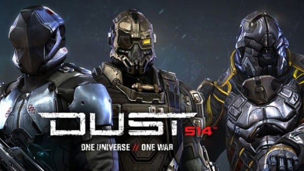 dust514 logo DUST 514 Weapons Developer Diary / Screens