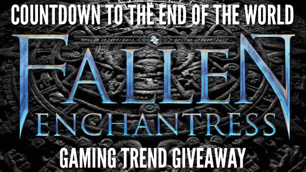 enchantress giveaway Gaming Trend's Countdown to the End of the World Giveaway: Fallen Enchantress