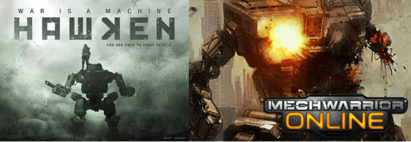 hawken vs. podcast Gaming Trend Podcast: Giant Robot Battle Fight!