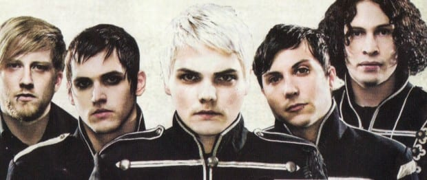 mcr Rock Band 3 gets My Chemical Romance