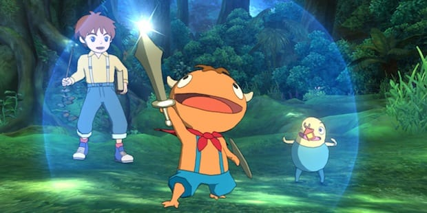 ninokuni Ni no Kuni: Wrath of the White Witch Demo Available Dec. 4th
