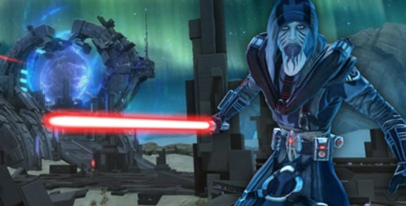 swtor Star Wars: The Old Republic hits 1.6   Ancient Hypergate with Trailer / Screens