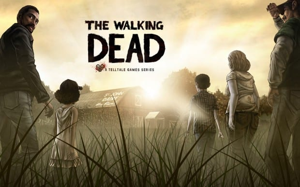 thewalkingdead The Walking Dead hits Retail