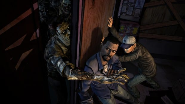 walking dead Gaming Trends Game of the Year Countdown    Best of Genre