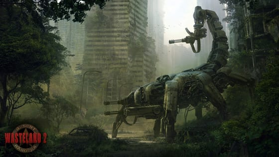wl2S screen Wasteland 2 backers get an early Christmas present!