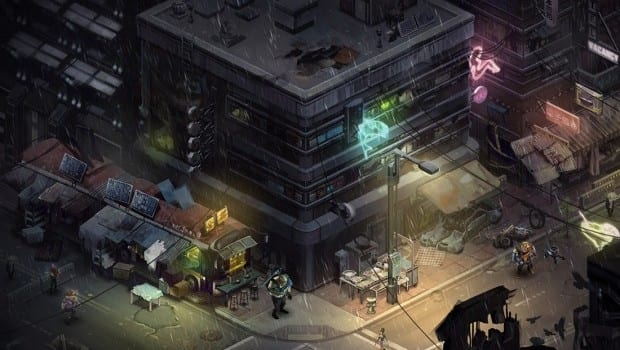 24. Shadowrun Returns [PC, iOS, Android]