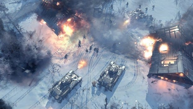 21. Company of Heroes 2 [PC]