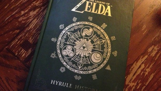 IMG 4703 Hyrule Historia finally released outside of Japan
