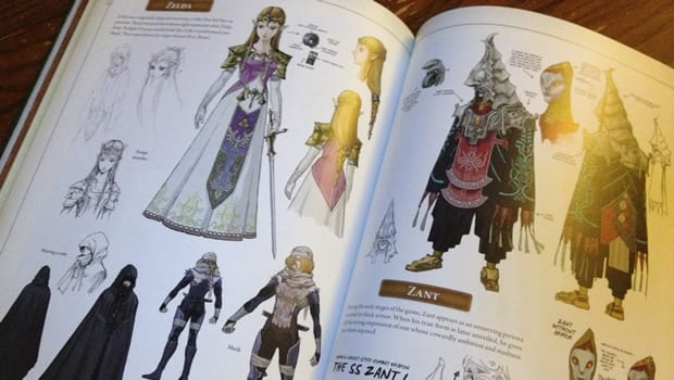 IMG 4704 Hyrule Historia finally released outside of Japan