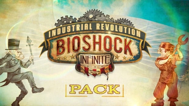 Industrial Revolution Pack Bioshock Infinite pre order video and goodies