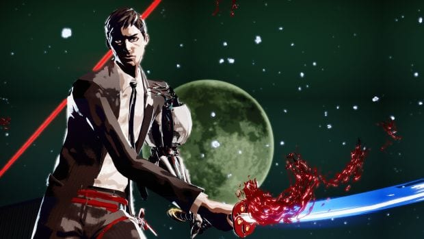 KILLER IS DEAD 01 XSEED Games to publish Suda 51s latest craziness, Killer Is Dead