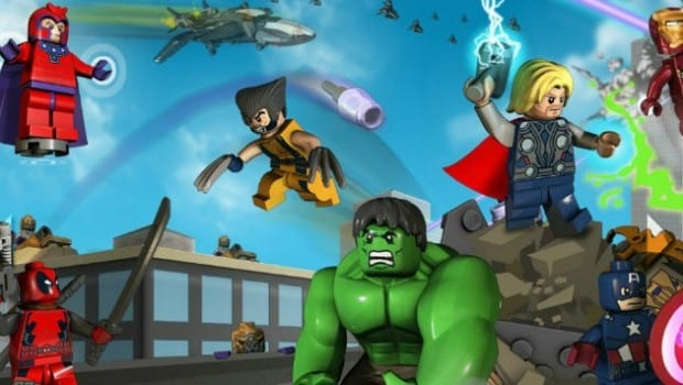 47. LEGO Marvel Super Heroes [PC, PS3, 360]