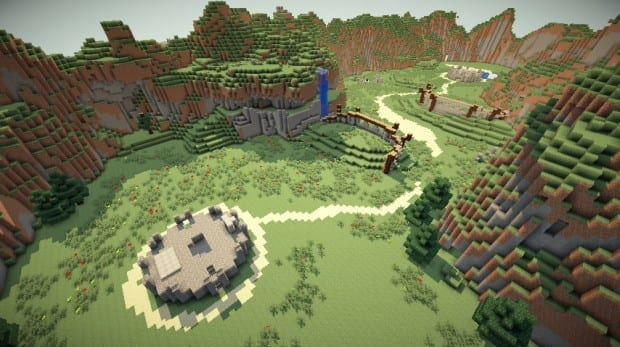 Minecraft   e1359482445352 Minecraft Xbox Patch Aims to Fix 40 Bugs