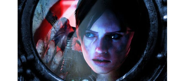 RE Resident Evil: Revelations is coming to bigger screens