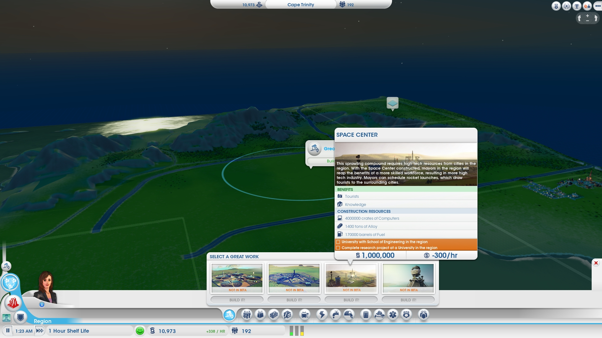 SimCity_Great_works