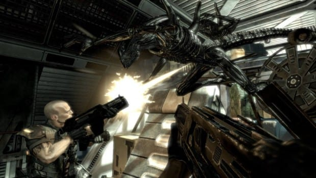 5. Aliens: Colonial Marines [PC, PS3, 360]
