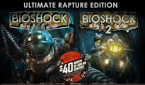 bioshock Would ya kindly buy the BioShock Ultimate Edition?