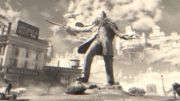 bioshock3 Bioshock Infinite: Columbia, A Modern Day Icarus? Trailer Revealed