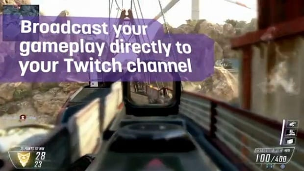 bo2 twitch Twitch and Activision team up for Black Ops II streaming