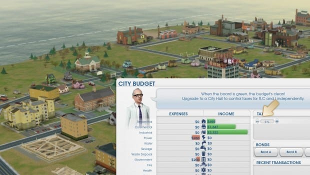 budget e1359347779481 Hands on preview of the new SimCity