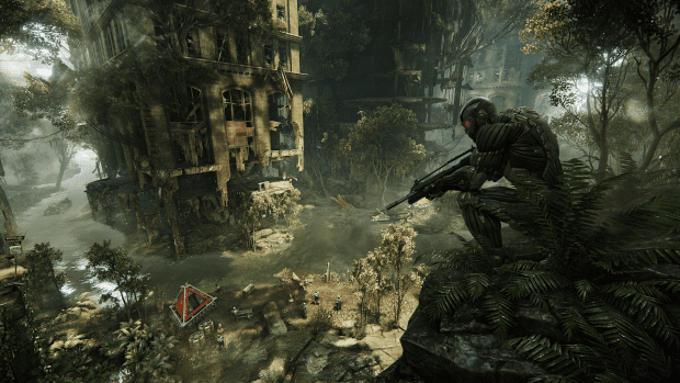 7. Crysis 3 [PC, PS3, 360]