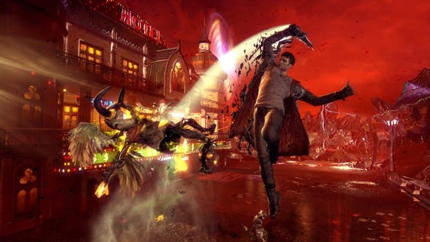 1. DmC: Devil May Cry [PC, PS3, 360]