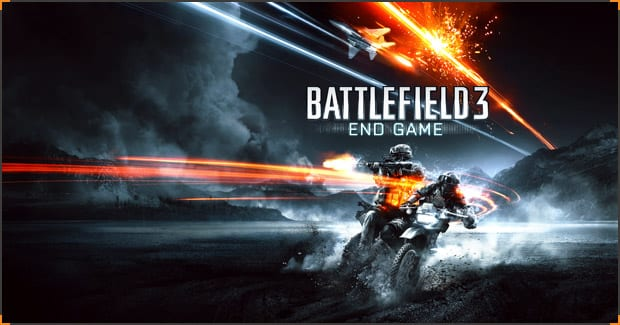 end game feature Battlefield 3: End Game trailer debuts