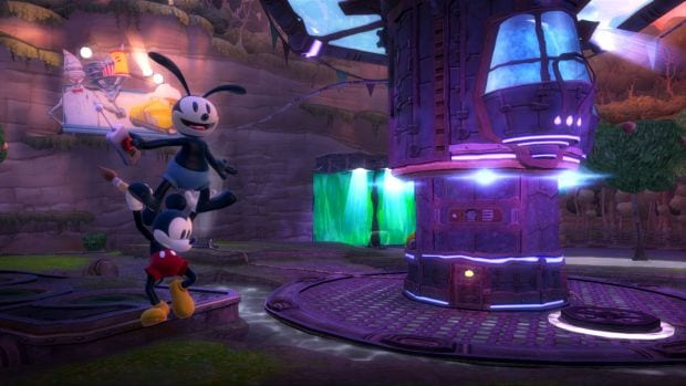 epic mickey 2 Epic Mickey studio Junction Point officially closed