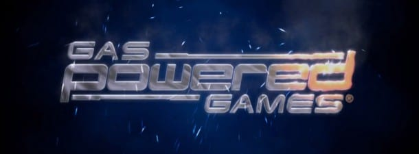 gas powered games logo 610x225 Gas Powered Games Shuts Down
