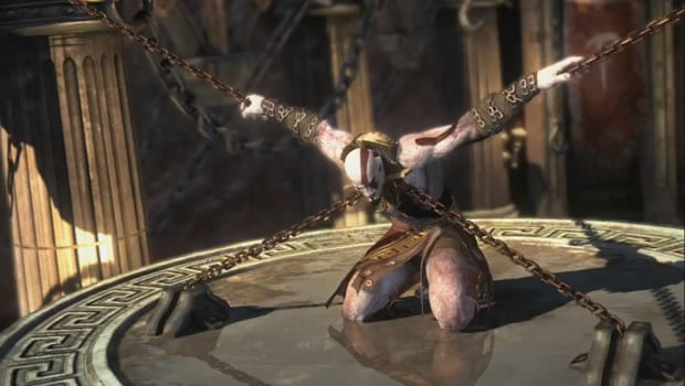gow1 Unleash your Rage    God of War: Ascension preview