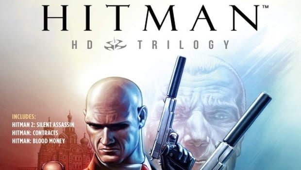hitmanhd Hitman: HD Trilogy release date confirmed