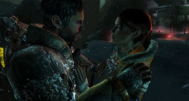 issac and ellie Latest Dead Space 3 trailer teases story details