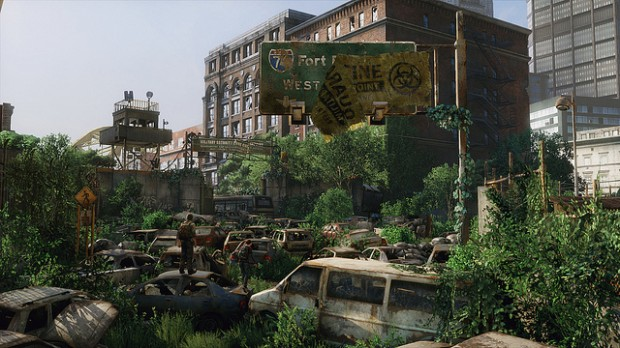 last of us 620x348 God of War: Ascension to contain The Last of Us demo... kind of