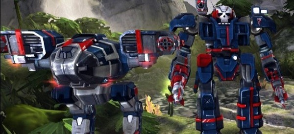 mechwarriror tactics screen 600x274 custom MechWarrior Tactics enters closed beta, establishes founders program