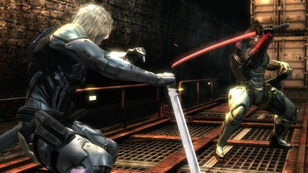 6. Metal Gear Rising: Revengeance [PS3, 360]