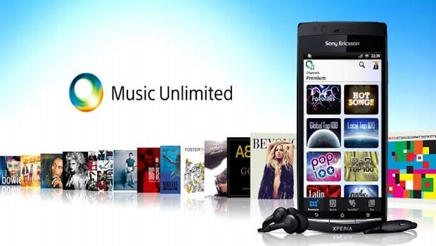 music unlimited Sonys Music Unlimited Service gets some quality