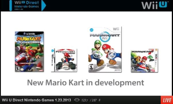 new mario New 3D Mario, Mario Kart in development, to be shown at E3