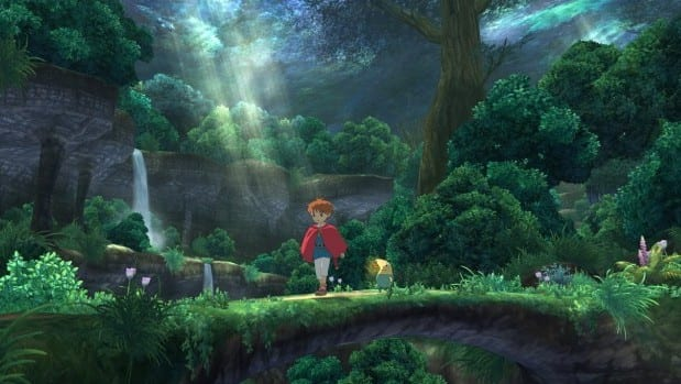 2.Ni no Kuni: Wrath of the White Witch [PS3]