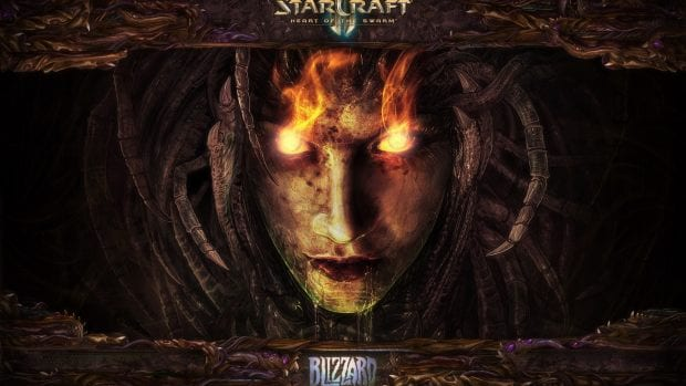 sc2 hos StarCraft II: Heart of the Swarm available for preorder