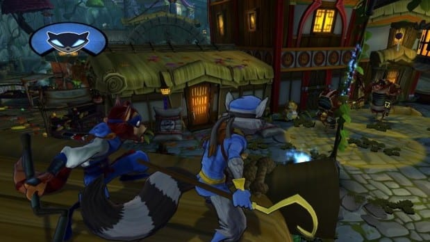 3. Sly Cooper: Thieves in Time [PS3]