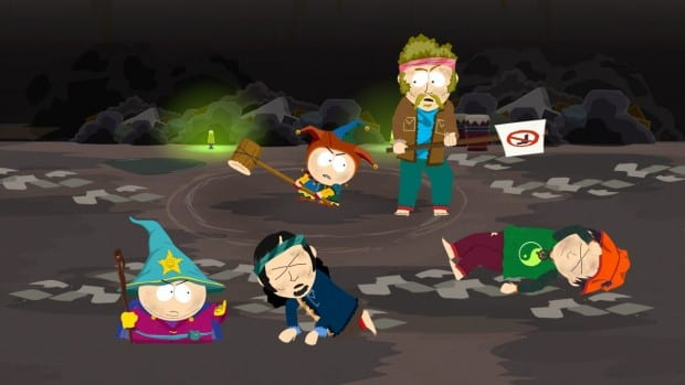 11. South Park: The Stick of Truth [PC, PS3, 360]