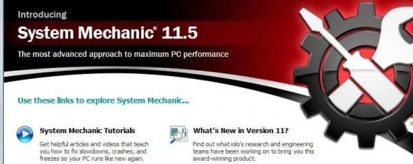 systemscreen11 e1357165212641 System Mechanic: All in One Performance Boosting (Review)