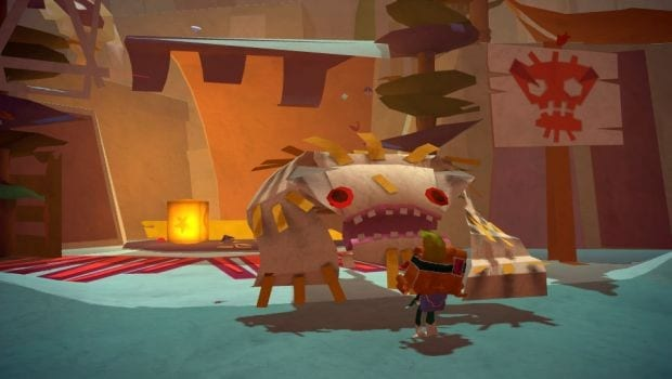 tearaway sogport 02 e1359670169871 Getting it down on paper  Tearaway preview