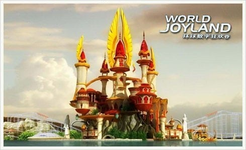 world joyland e1358102213116 World of Warcraft theme park?  Picture proof!